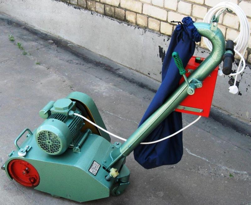 Паркетная машина в Симферополе
