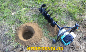 Ямобур мотобур аренда Симферополь